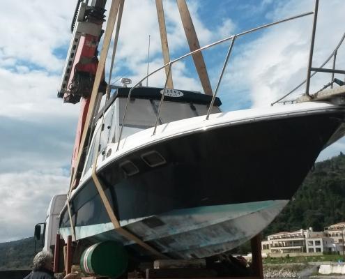 Ανύψωση σκάφους